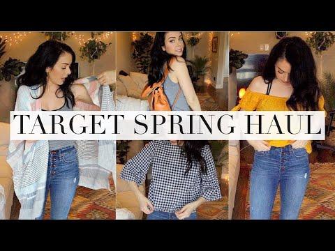 Target Spring Haul!