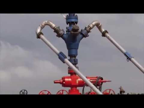PROCESO DE EXTRACCIÓN GAS SHALE MARATHON OIL