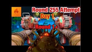 REVELATIONS ROUND 255 ATTEMPT LIVE! (INTERACTIVE STREAMER) DAY 1 ROUND 1+ (Black Ops 3 Zombies)