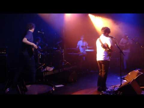 FOALS - THIS ORIENT - LIVE @ TRABENDO PARIS 15/04/2010