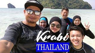 Travel to Krabi Thailand