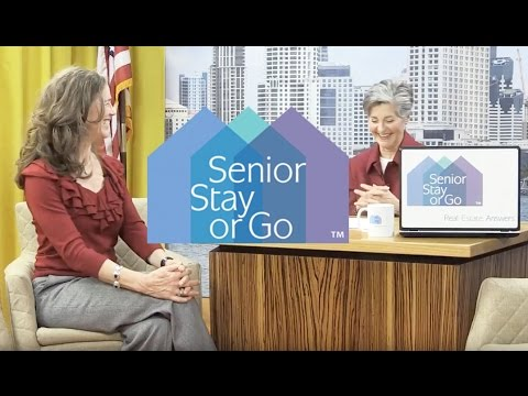 Senior Stay or Go TV & The Real Estate Debate! LIVE on CW6!