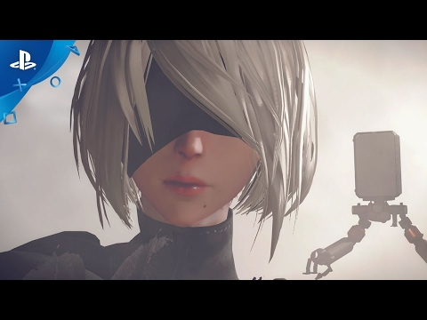 NieR: Automata – Glory to Mankind 119450310 Trailer | PS4
