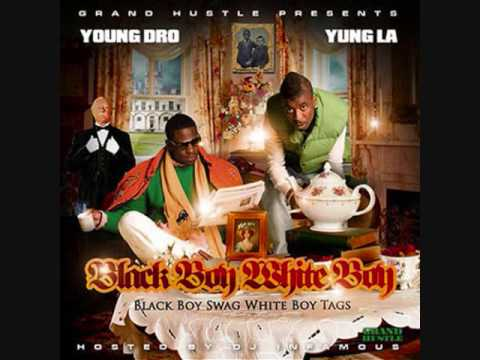 young dro feat yung la all i do is shine