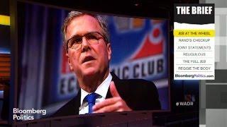 John Heilemann on Jeb Bush's Speech: He Passed