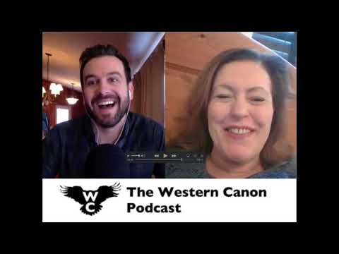 Western Canon Podcast #5 - Greek Tragedy & Aeschylus (featuring Edith Hall)