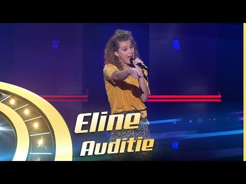 ELINE - Sexy als ik dans  DanceSing  Audities
