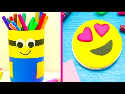 4 Emoji And Minion Crafts You Should Try Right Now