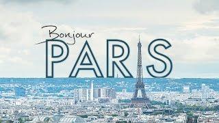 bonjour paris   a hyper lapse film in 4k