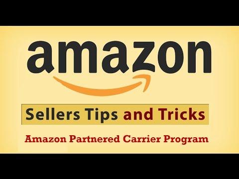 Amazon FBA Partnered Carrier Program