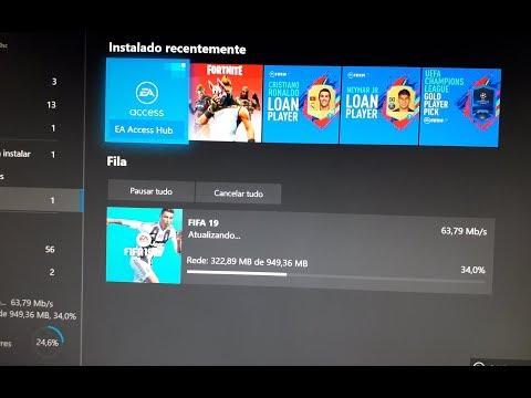 COMO BAIXAR A DEMO DO FIFA 19 !!!! thumbnail