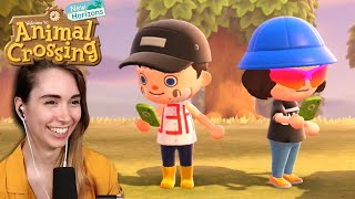 A bell for a friend - Animal Crossing New Horizons [2]