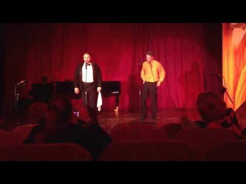 Три тенора - концерт Л. Паваротти, П. Доминго и Х
