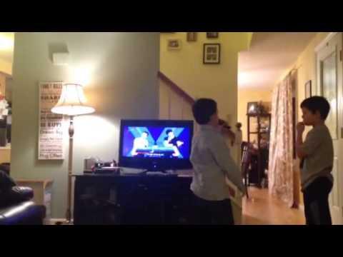 Ryder karaoke
