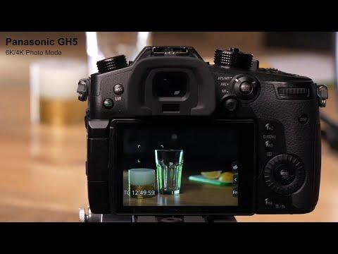 Lumix Academy GH5   How to use 4K /6K Photo Mode