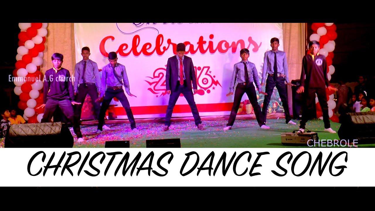 New Latest Telugu Christian Christmas Dance Song 2017 || NIMGIYANDHUNA || REVANTH || JK CHRISTOPHER