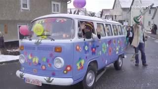 Super Zug Rhön - Karneval Perfekt