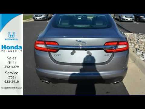 Used 2014 Jaguar XF Fairfax Dulles Chantilly, VA #HP15355   SOLD
