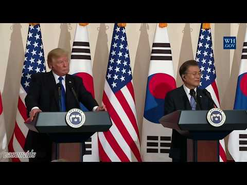 Download Youtube: President Trump gets Pissed Off & ANNOYED at Reporter'sGun question