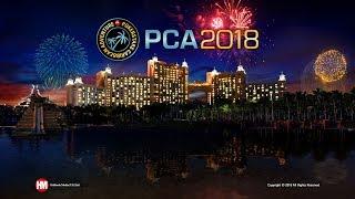 Главное Событие PCA - День 2 (с показом закрытых карт)