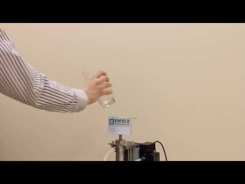 Rapid Pneumatic Deceleration - Look, No Dampers - Enfield Technologies