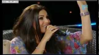 GRACE DEEB -Aktar Min Gharam - from 20/07/2012- وبعدا السهرة عنا