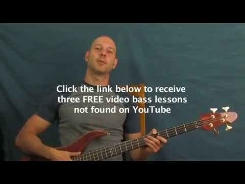 Totally Free Bass Guitar Lesson Go Your Personal Way Fleetwood Mac Orion Metallica Cliff Burton
