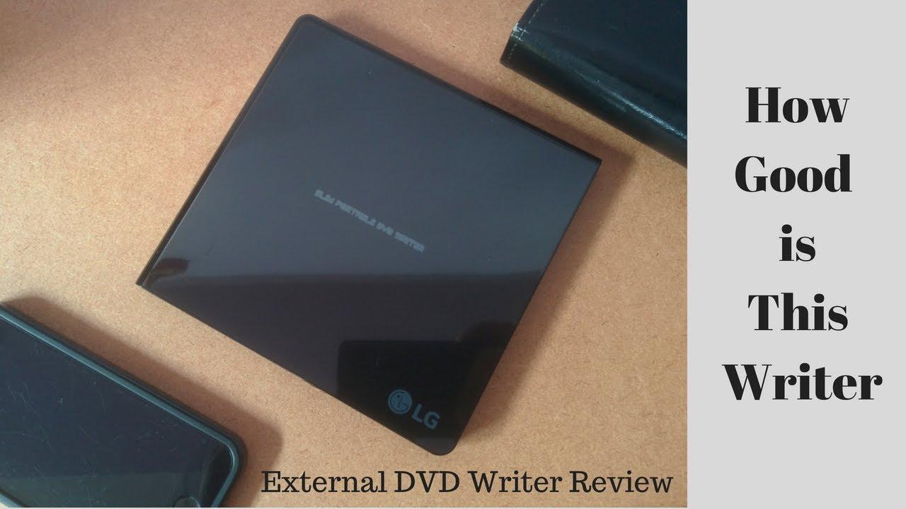 Best External Optical Drive 2020 Best External DVD Writer   LG GP65NB60 Review   YouTube