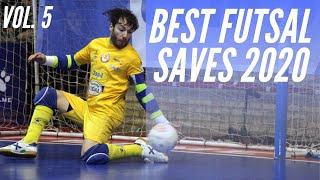 Best Futsal Saves 2020 - Vol. 5 - Las Mejores Paradas - Penyelamatan Kiper Futsal Terbaik