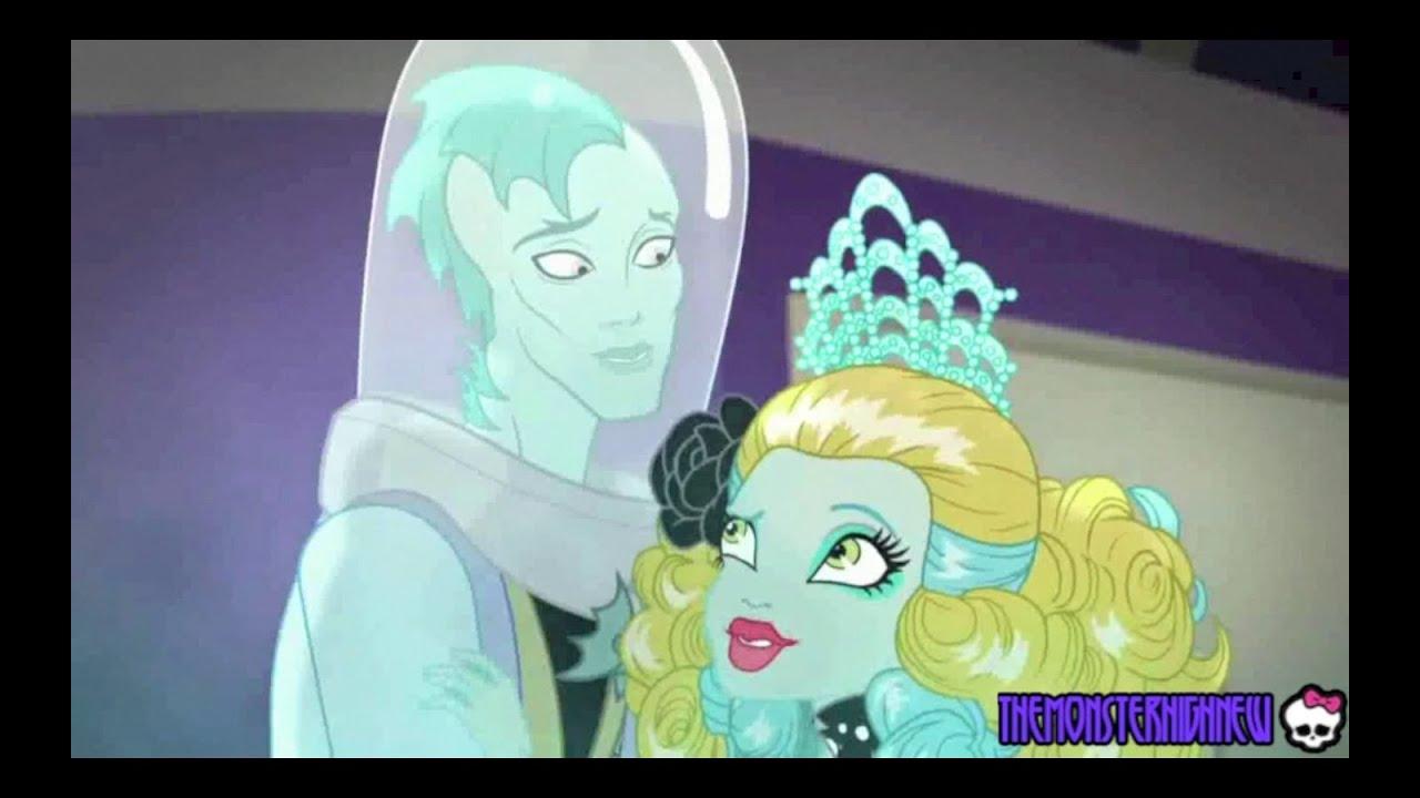Monster High  Meet Lagoona Blue  YouTube