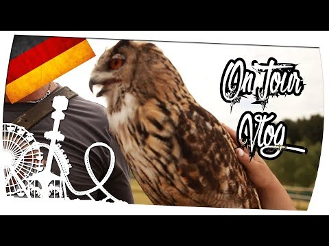 Ein Tag im Bayern Park PLUS - OnTour Vlog