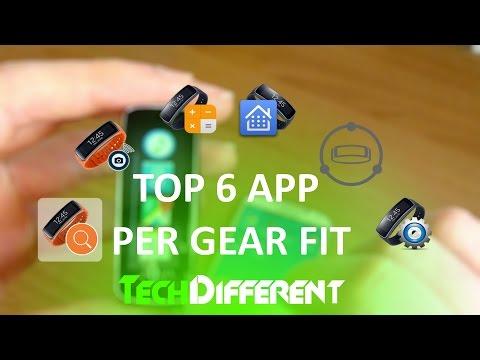 Top App Per Gear Fit