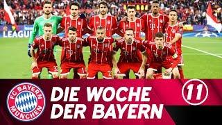 Die Woche der Bayern: Champions League in Sevilla & Meisterstück in Augsburg? | Ausgabe 11