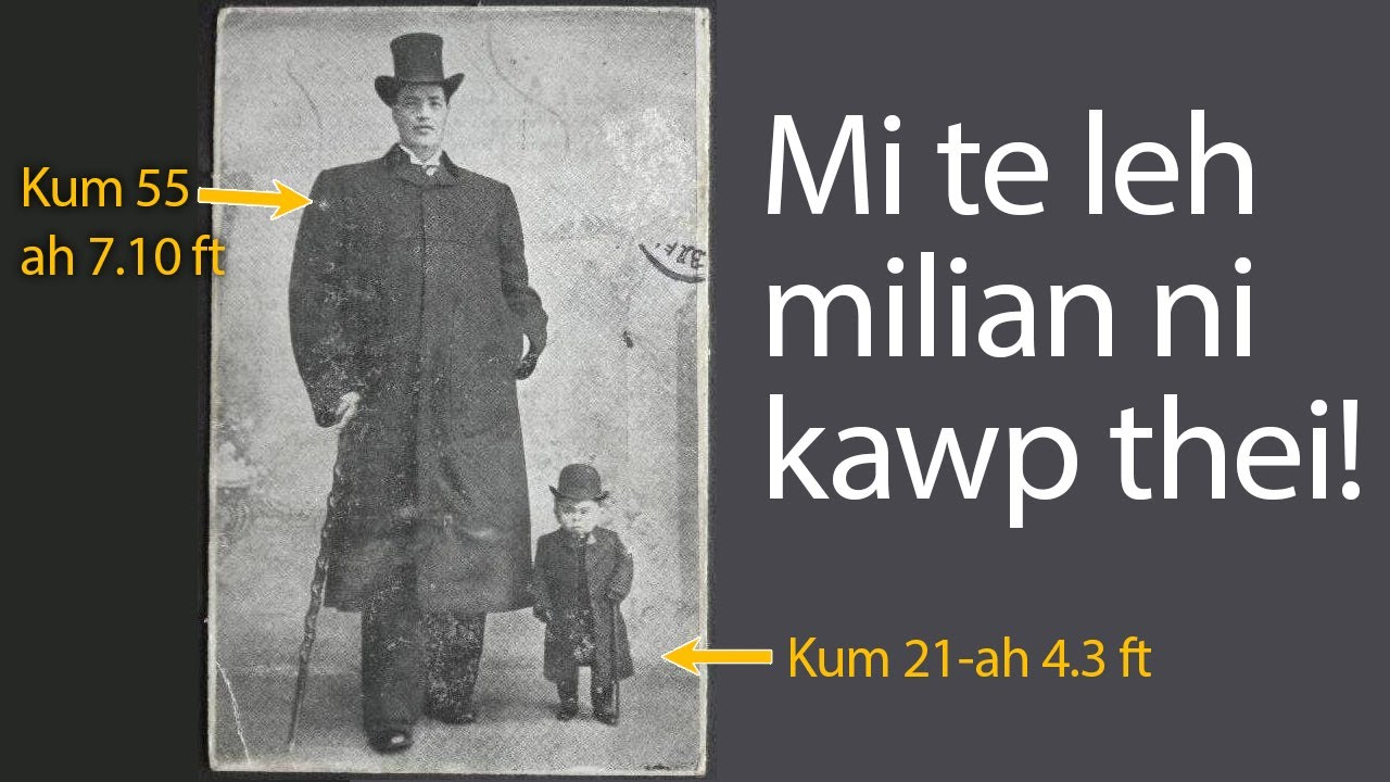 Download Kum 21 ah mi te a la ni, a thih meuh chuan milian a ni tawh