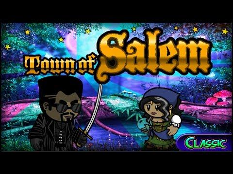 Town of Salem | THE VIGILANTE GAMES! (Classic) w/ Schubes