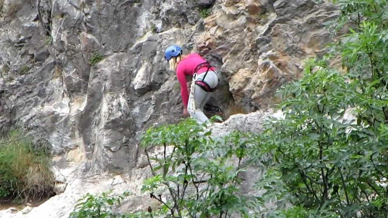 Klettersteig Chateau Queyras : Klettersteig chateau queyras youtube