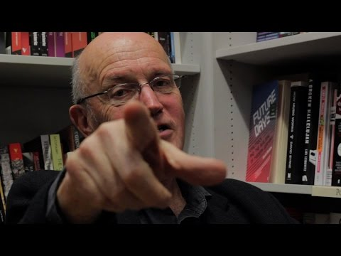 Iain Sinclair Interview, London October 2014