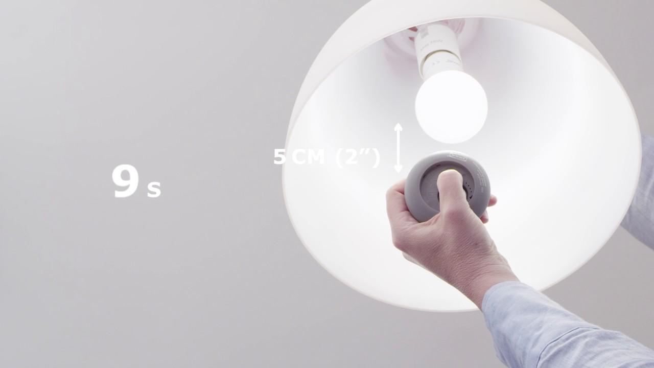 Lampen Op Afstandsbediening : Ikea zo koppel je een lamp aan je afstandsbediening youtube
