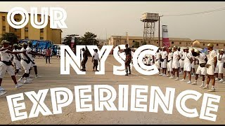 STORY TIME | HOW WE SURVIVED 3 WEEKS IN NYSC CAMP