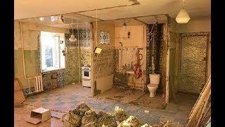 Хозяин «хрущевки» сломал ненужные стены и превратил ее в современные апартаменты