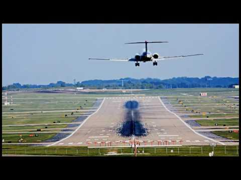 Lambert International Airport Time-Lapse