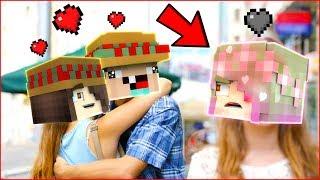 ¡mi Novia Piensa Que La EngaÑo! 😳💔 ¡amor En Minecraft! 💑