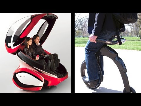 10 MOST UNUSUAL GADGETS