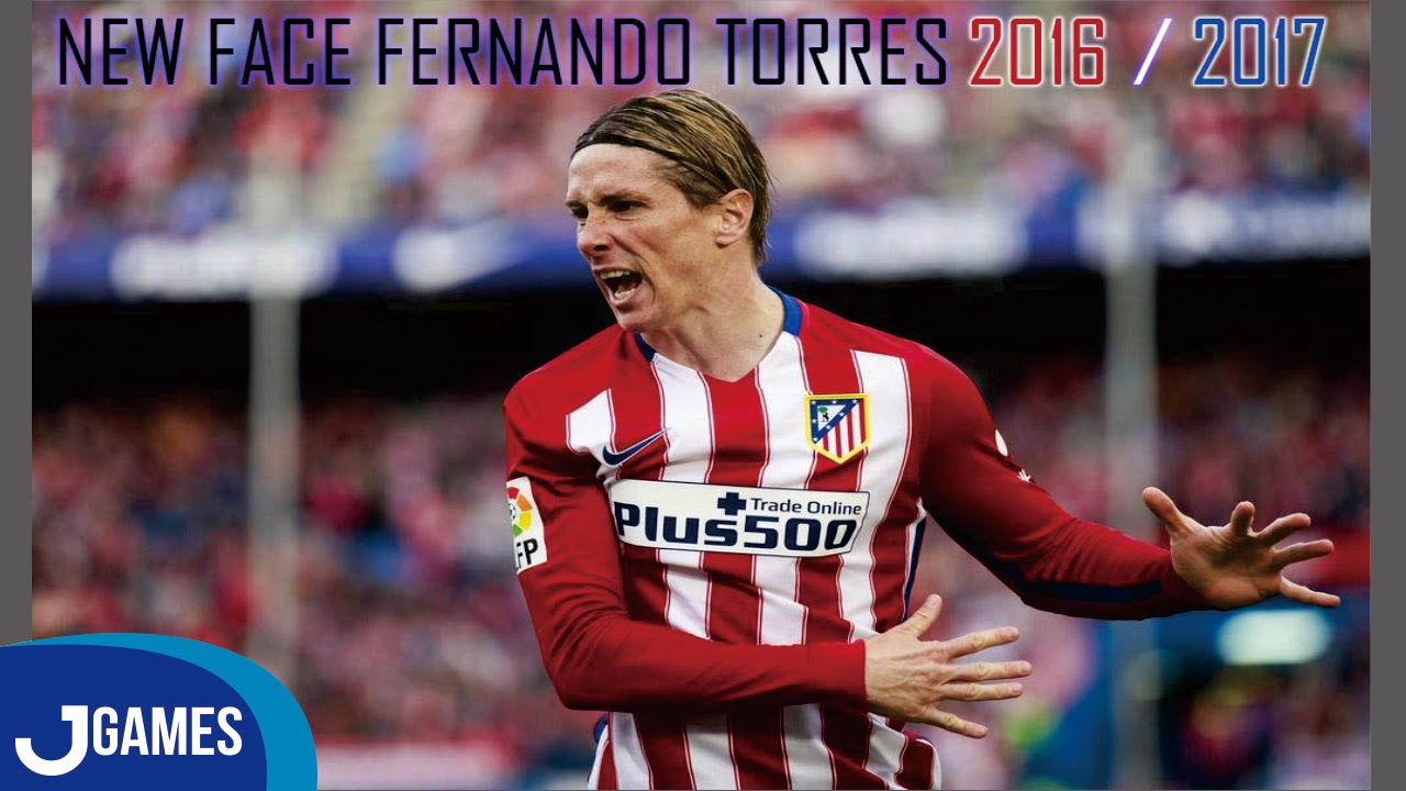 Pes 2013 New Face And Hair Torres 2016 2017 Hd Youtube