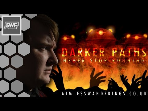 Doctor Who: Darker Paths - Never Stop Running Trailer