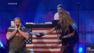 Kesha - Blah Blah Blah Live !!!