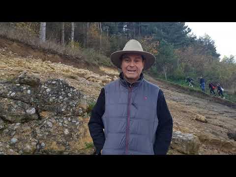 Michael Tellinger visited Bosnian Pyramids: 'I'm amazed!'