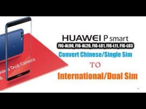 HUAWEI P SMART REBRAND 100%