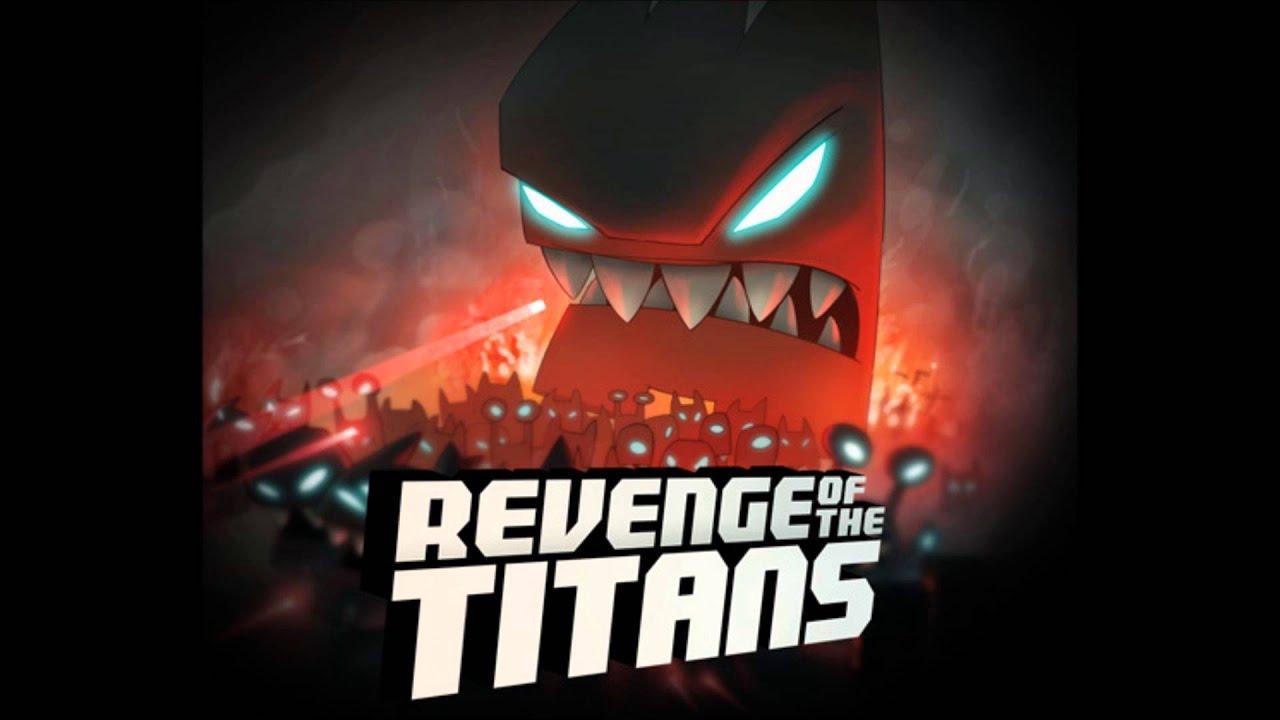 revenge of the titans fanfare soundtrack youtube