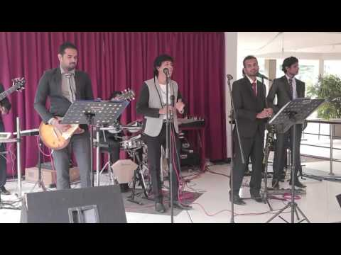 Manoj & Nadeeka Home Comming Day  Anura Rajapaksha With Cresendo Live Band
